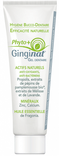 Gel dentaire phyto+